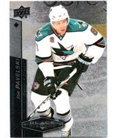 2010-11 Upper Deck Black Diamond #68 Joe Pavelski Sharks Hockey