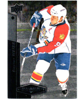2010-11 Upper Deck Black Diamond #70 Stephen Weiss Panthers Hockey