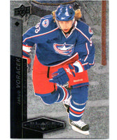 2010-11 Upper Deck Black Diamond #72 Jakub Voracek Blue Jackets Hockey