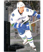 2010-11 Upper Deck Black Diamond #73 Alexandre Burrows Canucks Hockey