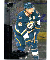 2010-11 Upper Deck Black Diamond #74 David Backes Blues Hockey