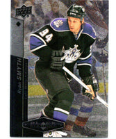 2010-11 Upper Deck Black Diamond #77 Ryan Smyth Kings Hockey