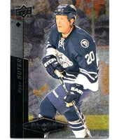 2010-11 Upper Deck Black Diamond #78 Ryan Suter Predators Hockey