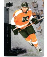 2010-11 Upper Deck Black Diamond #81 Scott Hartnell Flyers Hockey