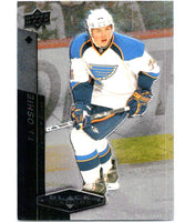 2010-11 Upper Deck Black Diamond #83 T.J. Oshie Blues Hockey