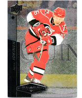 2010-11 Upper Deck Black Diamond #89 Jussi Jokinen Hurricanes Hockey