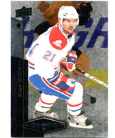 2010-11 Upper Deck Black Diamond #90 Brian Gionta Canadiens Hockey