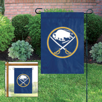 Buffalo Sabres Embroidered Weather Resistant Nylon Mini Flag 15