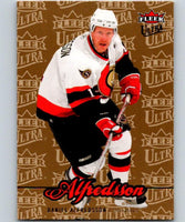2007-08 Ultra Gold Medallion #61 Daniel Alfredsson NM-MT Hockey NHL 04280