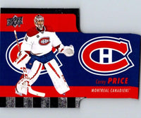 2015-16 Upper Deck Tim Hortons Die Cuts Carey Price  Hockey NHL 04332