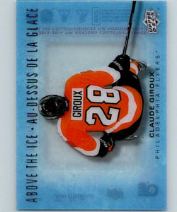 2015-16 Upper Deck Tim Hortons Above The Ice  Claude Giroux NHL 04338