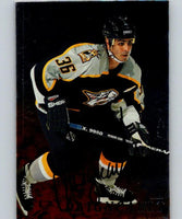 1998-99 Be A Player Autographs #76 J.J. Daigneault NM-MT Hockey NHL Auto 04348