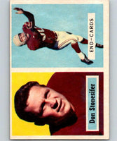 1957 Topps #38 Don Stonesifer Football NFL Vintage 04393