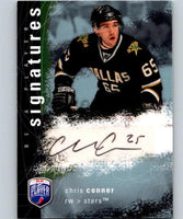 2007-08 Upper Deck Be A Player Signatures #SCR Chris Conner Auto 04428