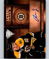 2013-14 Panini Titanium Metallic Marks Bronze Reilly Smith Auto 04462