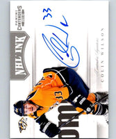 2011-12 Playoff Contenders NHL INK Colin Wilson Hockey NHL Auto 04464