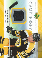 2007-08 Upper Deck Game Jerseys #JGM Glen Murray NHL Hockey 04543