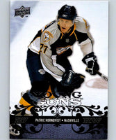 2008-09 Upper Deck #227 Patric Hornqvist NHL RC Rookie Young Guns YG 04618