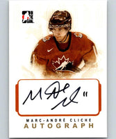 2007-08 In The Game O Canada Autographs #AMAC Meghan Agosta NHL 04639