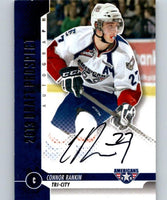 2012-13 ITG Draft Prospects Autographs #ACR Connor Rankin Auto 04656