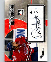 2007-08 ITG Heroes and Prospects Autographs #ADM Dale Mitchell Auto 04662