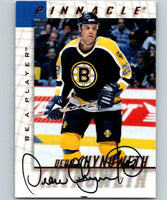 1997-98 Be A Player Autographs #246 Dean Chynoweth NHL Auto Bruins 04716