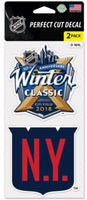 New York Rangers Winter Classic Perfect Cut 4