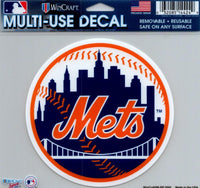 New York Mets Multi-Use Decal Sticker 5