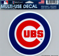 Chicago Cubs Multi-Use Decal Sticker 5