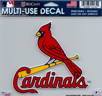 St. Louis Cardinals Multi-Use Decal Sticker 5