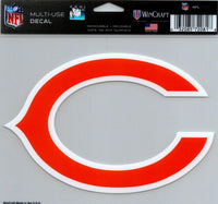 Chicago Bears Multi-Use Decal Sticker 5