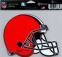 Cleveland Browns Multi-Use Decal Sticker 5