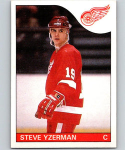 1985-86 Topps #29 Steve Yzerman RC Rookie NM-MT Hockey NHL Red Wings 06695