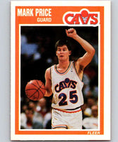 1989-90 Fleer #29 Mark Price Cavaliers NBA Baseketball