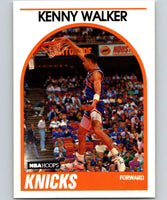 1989-90 Hoops #3 Kenny Walker Knicks NBA Basketball