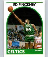 1989-90 Hoops #9 Ed Pinckney Celtics NBA Basketball