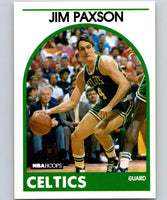 1989-90 Hoops #18 Jim Paxson Celtics NBA Basketball