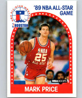 1989-90 Hoops #28 Mark Price Cavaliers AS NBA Basketball