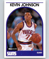 1989-90 Hoops #35 Kevin Johnson RC Rookie Suns NBA Basketball