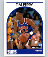 1989-90 Hoops #38 Tim Perry RC Rookie Suns NBA Basketball