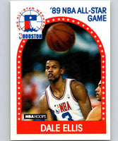 1989-90 Hoops #43 Dale Ellis AS NBA Basketball