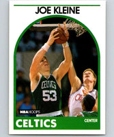 1989-90 Hoops #47 Joe Kleine Celtics NBA Basketball