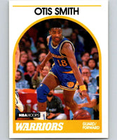 1989-90 Hoops #86 Otis Smith RC Rookie SP Warriors NBA Basketball