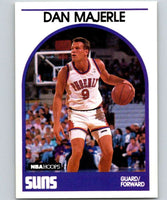 1989-90 Hoops #183 Dan Majerle RC Rookie Suns NBA Basketball