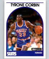 1989-90 Hoops #263 Tyrone Corbin RC Rookie SP Suns NBA Basketball