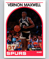 1989-90 Hoops #271 Vernon Maxwell RC Rookie Spurs NBA Basketball