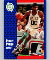 1991-92 Fleer #14 Robert Parish Celtics NBA Basketball