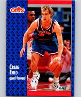 1991-92 Fleer #35 Craig Ehlo Cavaliers NBA Basketball