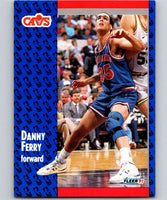 1991-92 Fleer #36 Danny Ferry Cavaliers NBA Basketball