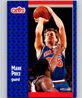 1991-92 Fleer #38 Mark Price Cavaliers NBA Basketball